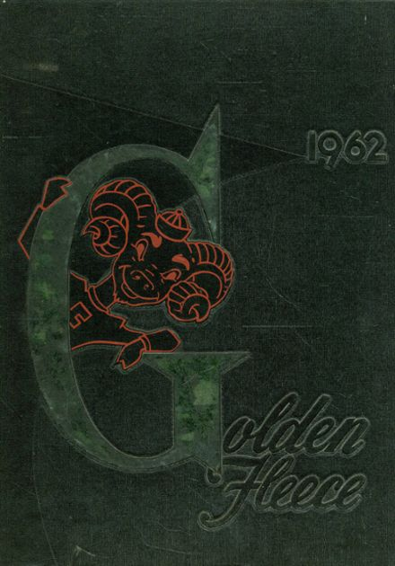1962 Englewood High School Yearbook Cover