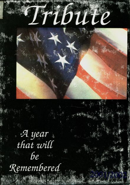 2002 University Christian School Yearbook Cover
