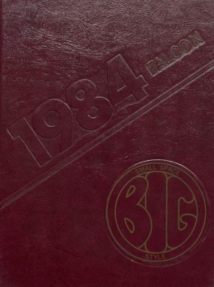 1984 North Pulaski High School Yearbook Cover