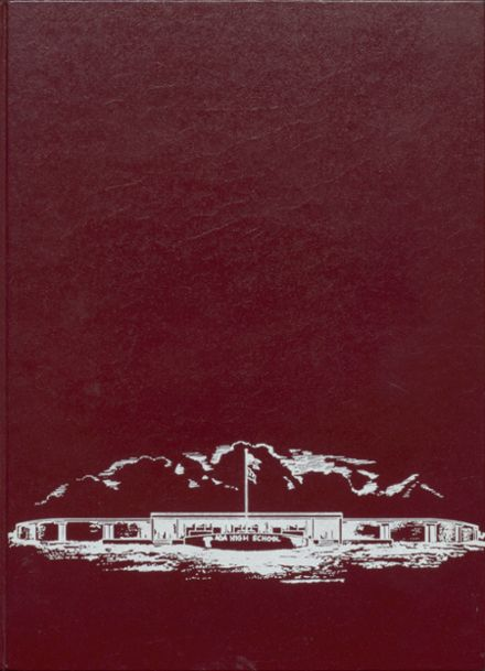 1977 Ada High School Yearbook Cover