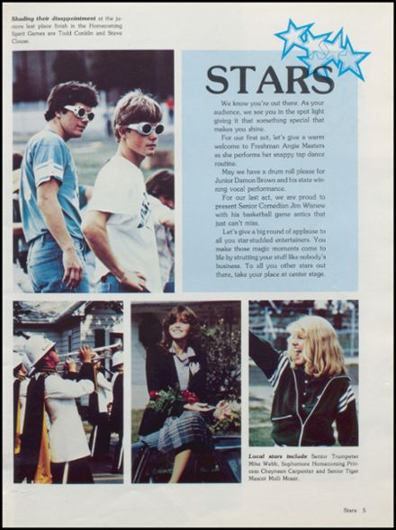 1982 Yorktown High School Yearbook Page 9