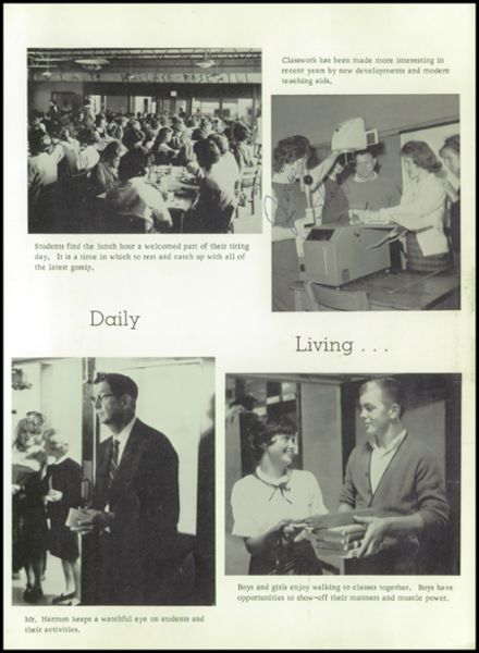 1964 Kenan High School Yearbook Page 9
