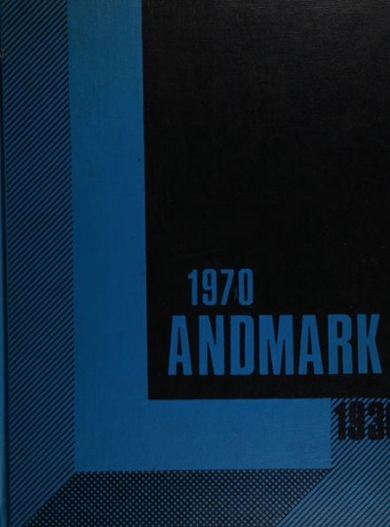 1970 Abraham Lincoln High School 410 Yearbook Cover