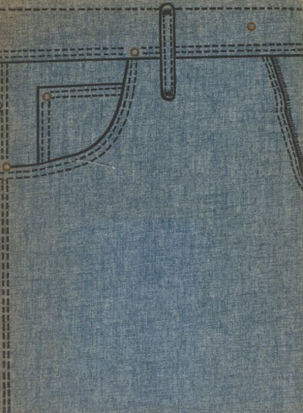 1973 Pascack Hills High School Yearbook Cover
