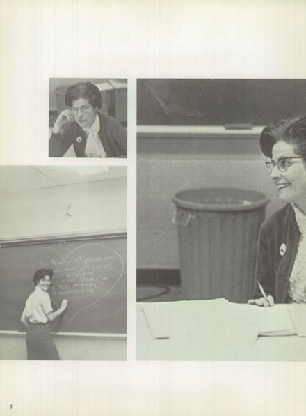 1969 Plainview-Old Bethpage John F. Kennedy High School Yearbook Page 6