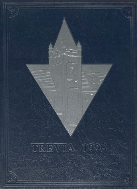 1996 New Trier High School Yearbook Cover