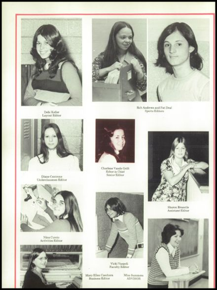 1973 Triton Regional High School Yearbook Page 8