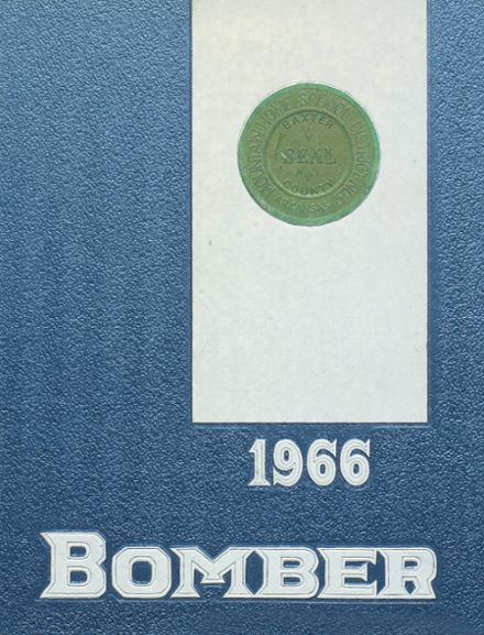 1966 Mountain Home High School Yearbook