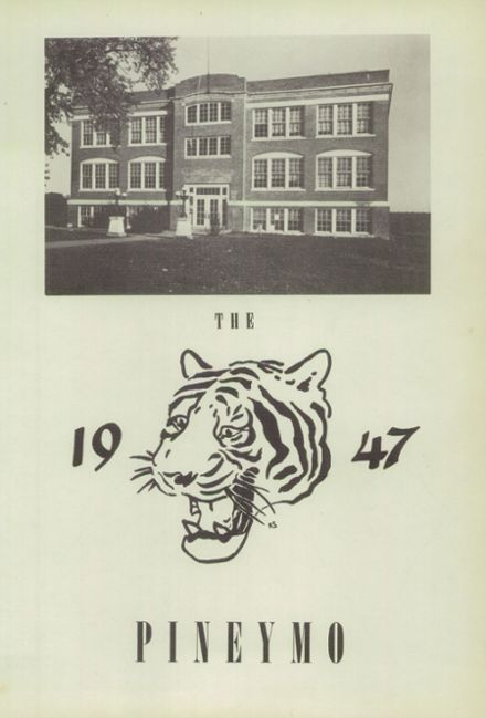 1947 Houston High School Yearbook Page 7