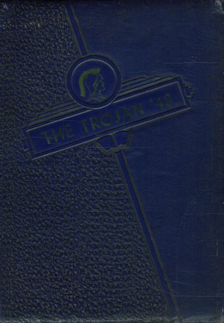1948 Divide High School Yearbook Cover