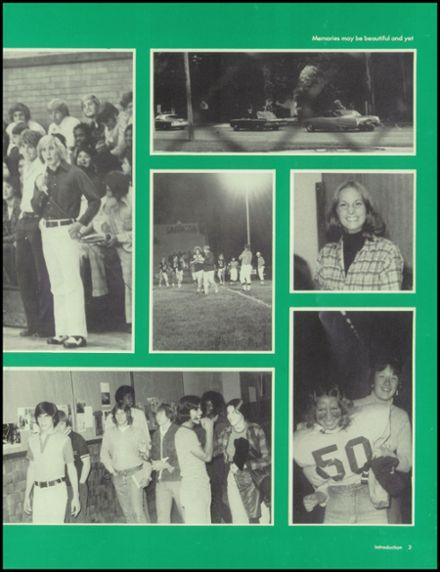 1975 Eastern High School Yearbook Page 7