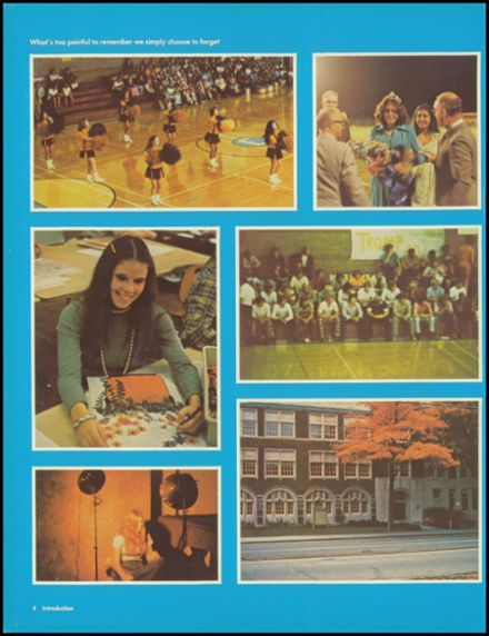 1975 Eastern High School Yearbook Page 8