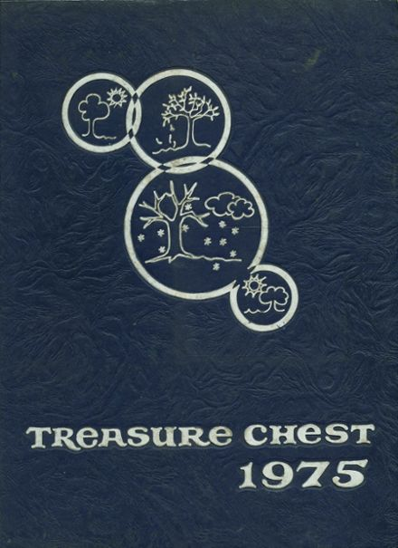 1975 Toms River North High School Yearbook Cover