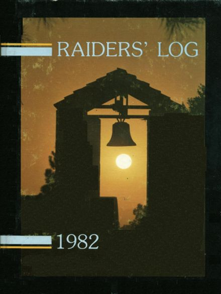1982 Channel Islands High School Yearbook Cover