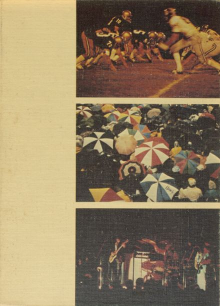 1976 Chamblee High School Yearbook Cover