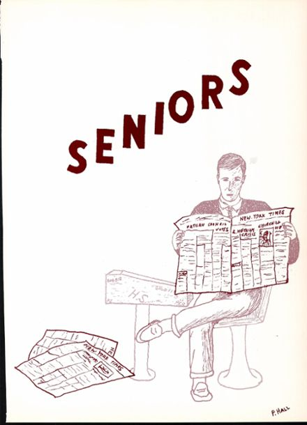 1965 Haverford School Yearbook Page 9