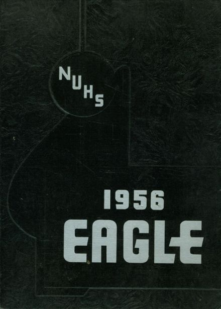 1956 New Ulm High School Yearbook Cover
