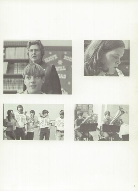 1972 South Seneca High School Yearbook Page 9
