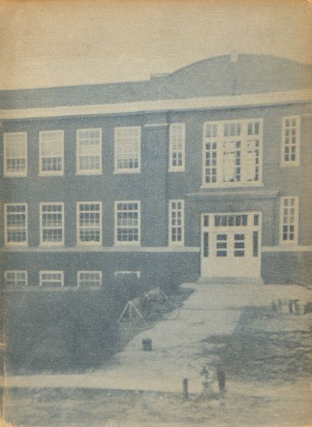 1951 South Harrison High School Yearbook Cover