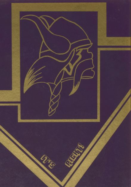 1984 New Miami High School Yearbook Cover