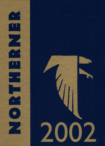 2002 Wheaton North High School Yearbook Cover