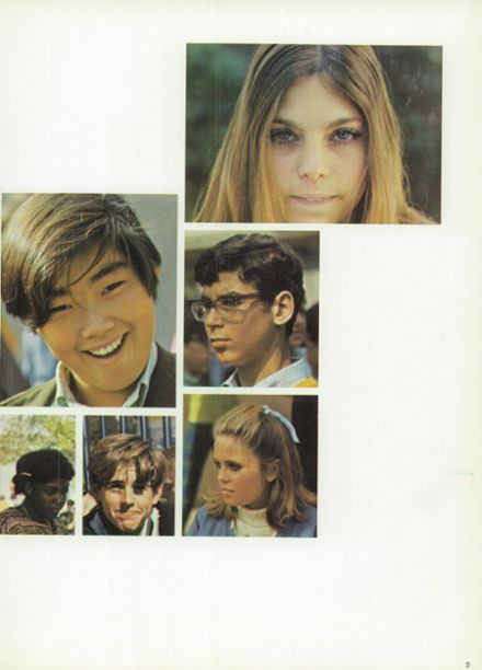 1970 Monroe High School Yearbook Page 7