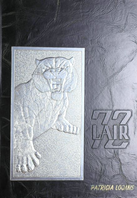 1972 Irving High School Yearbook Cover