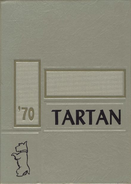1970 Tri-Valley High School Yearbook Cover
