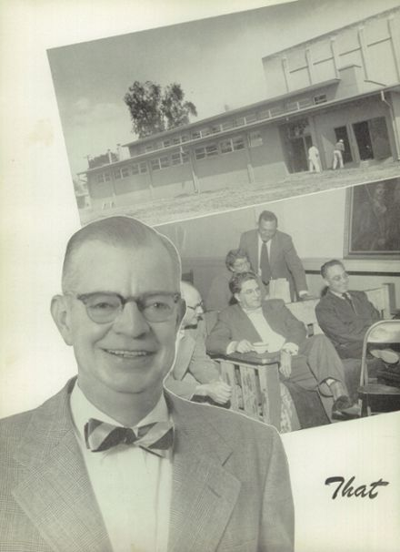 1954 San Bernardino High School Yearbook Page 8