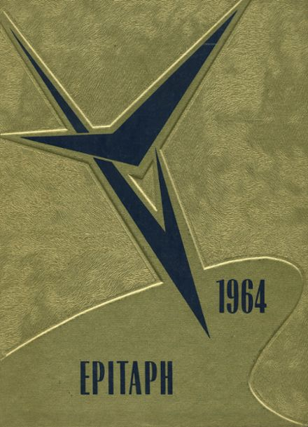 1964 Union Township High School Yearbook Cover