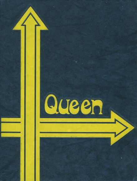 1980 Bishop O'Reilly High School Yearbook Cover