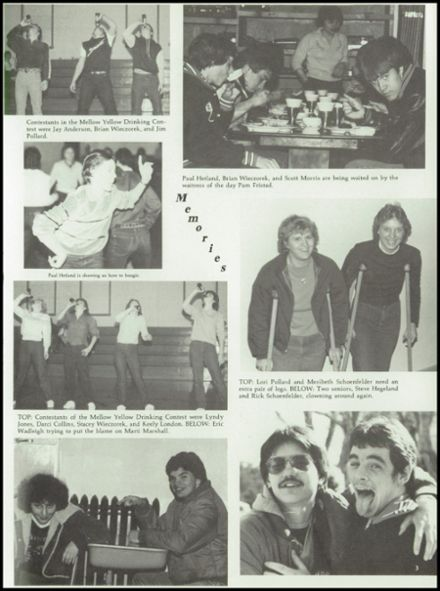 1984 Mt. Vernon High School Yearbook Page 7