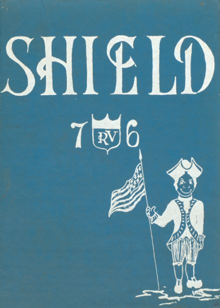1976 River Valley High School Yearbook Cover
