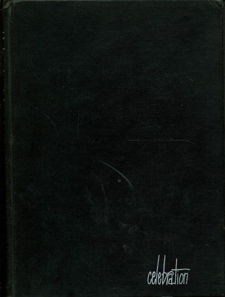 1973 Loma Linda Academy Yearbook Cover