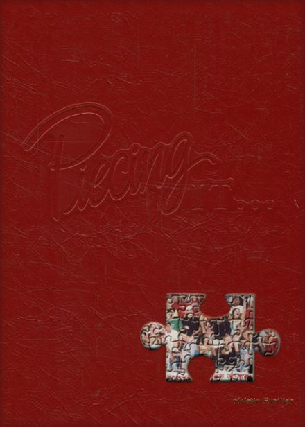 2003 Coppell High School Yearbook Cover