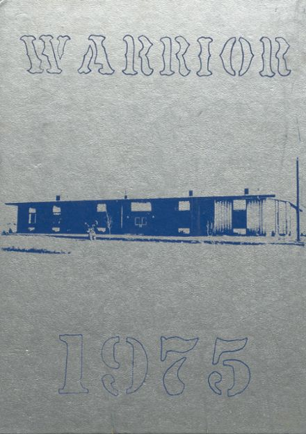 1975 Ketchum High School Yearbook Cover