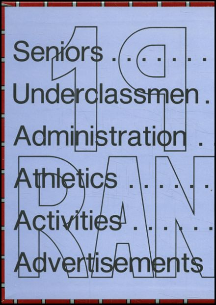 1989 Iberia High School Yearbook Page 2