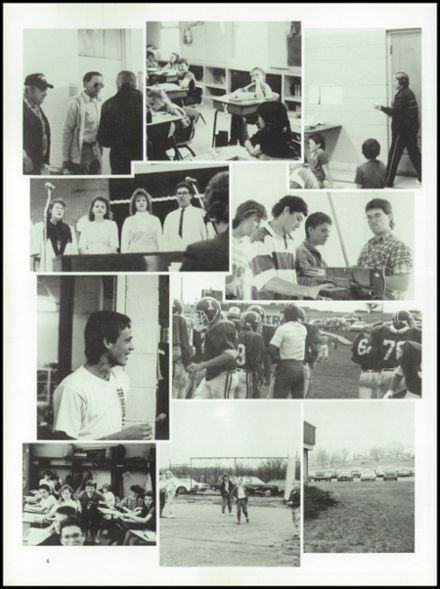 1989 Iberia High School Yearbook Page 8