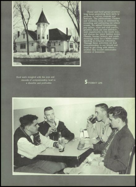 1961 Sheffield High School Yearbook Page 9