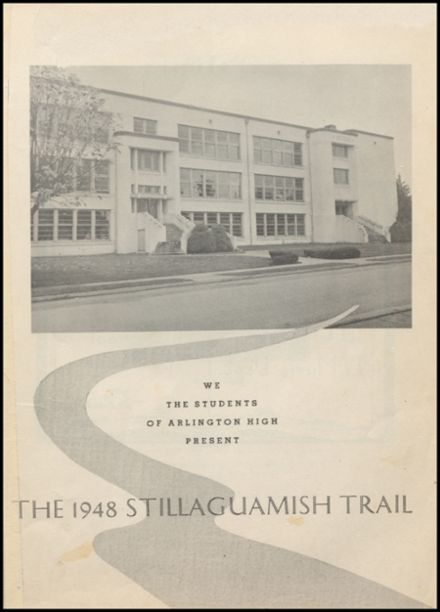 1948 Arlington High School Yearbook Page 3