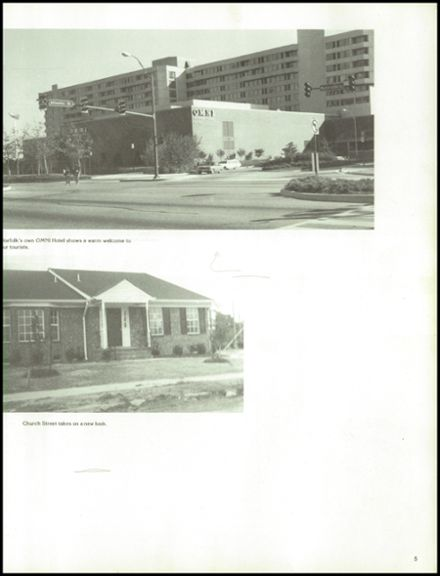1986 Booker T. Washington High School Yearbook Page 9