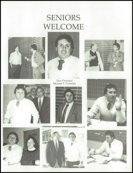 Explore 1987 Montville High School Yearbook, Oakdale CT