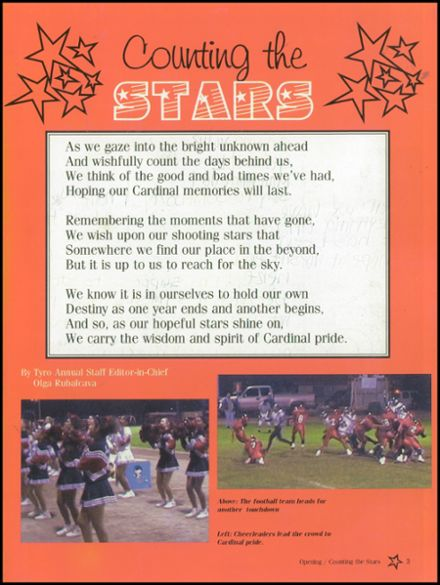 2003 San Bernardino High School Yearbook Page 7