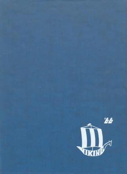 1966 Orcas Island High School Yearbook Cover