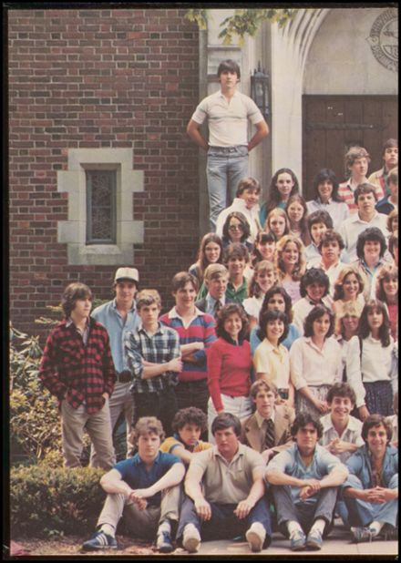 1983 Thayer Academy Yearbook Page 2