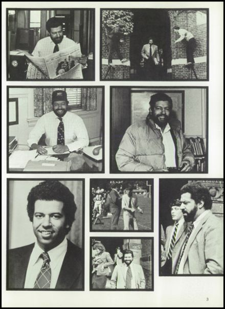 1983 Thayer Academy Yearbook Page 7
