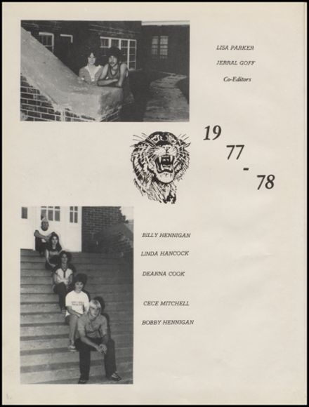 1978 St. Jo High School Yearbook Page 6