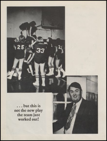 1978 St. Jo High School Yearbook Page 8