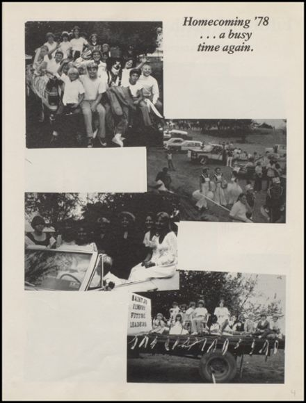 1978 St. Jo High School Yearbook Page 9