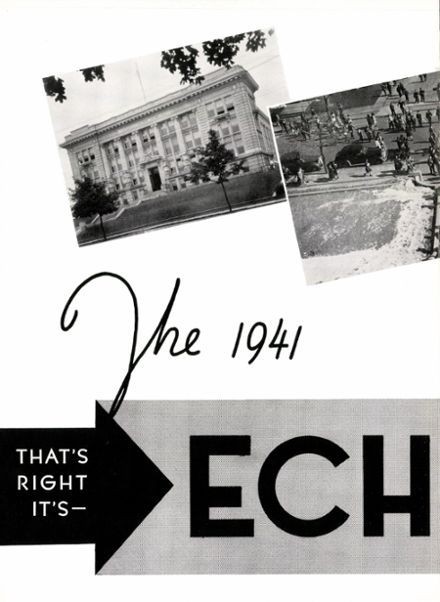 1941 Passaic High School Yearbook Page 6